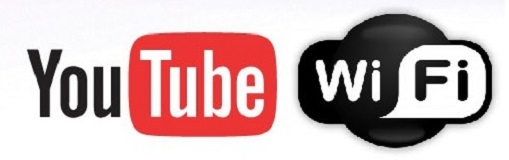 YOUTUBE and WIFI